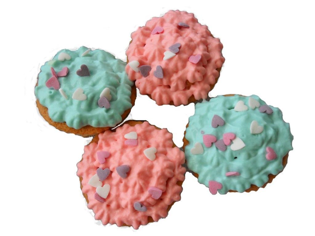 S. VALENTINO - cupcakes vaniglia