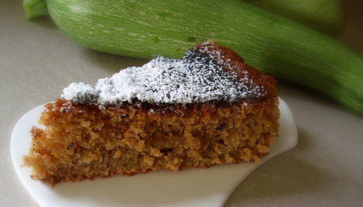 Zucchinella (torta dolce di zucchini e nutella)