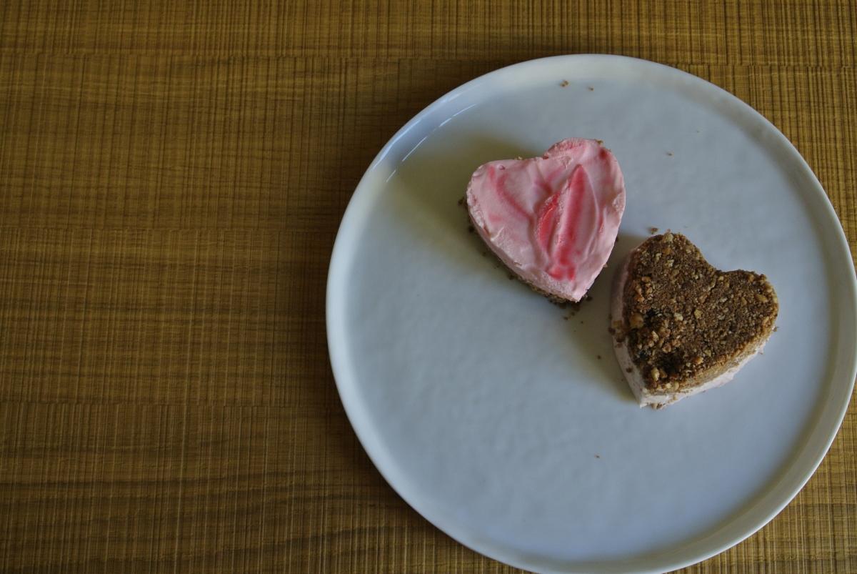 cheesecake rosa per la mamma (1)