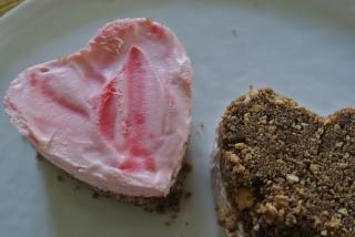 cheesecake rosa per la mamma (23)