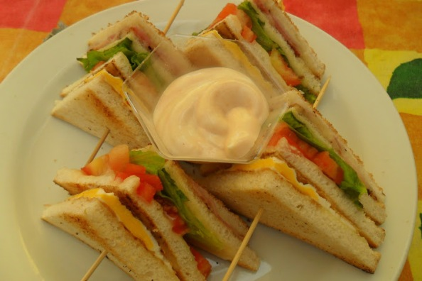 Club sandwich (1)